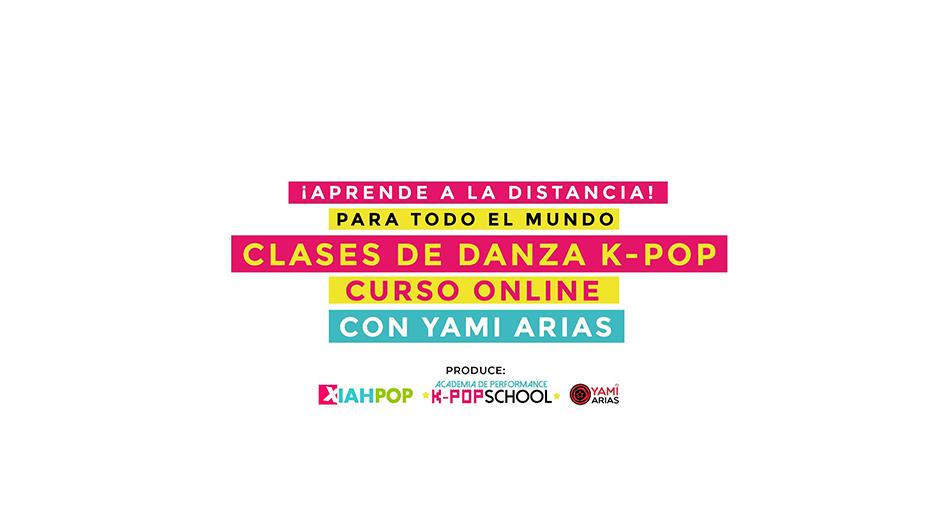 ¡Aprende las últimas coreografías de K-pop en nuestro curso online!