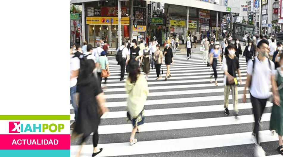 Récord de contagios de COVID-19 en Tokio