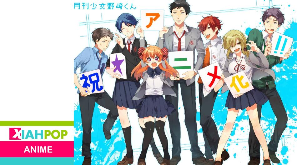 [Anime] Gekkan Shojo Nozaki-kun: Enamorada de un mangaka