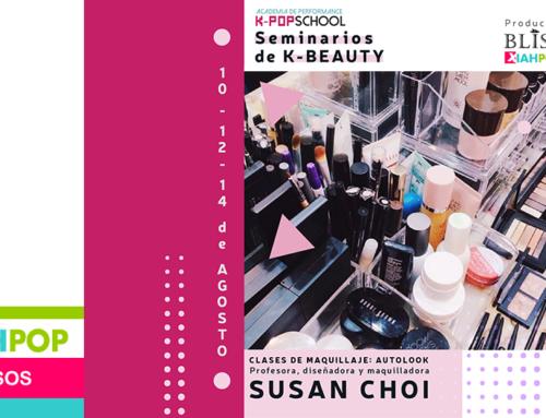 [Curso] Maquillaje: consigue el look de las celebridades coreanas