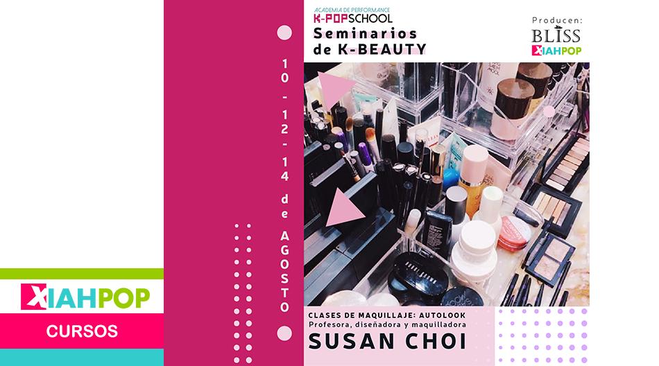 Clases de Maquillaje ¡Consigue el look de las celebridades coreanas!