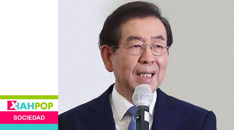 El alcalde de Seúl fue hallado sin vida tras una intensa búsqueda