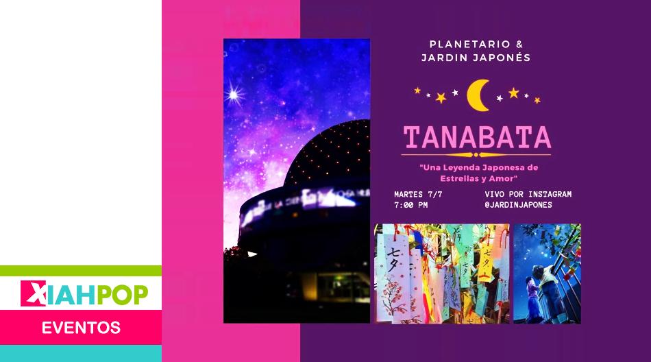 [Evento Online] Celebrar Tanabata en cuarentena