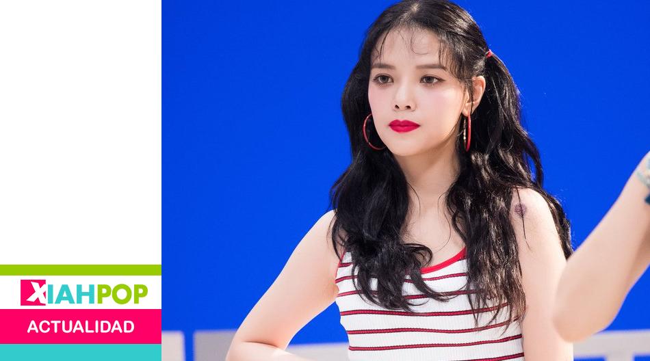 Jimin de AOA pide disculpas públicas y Mina le responde