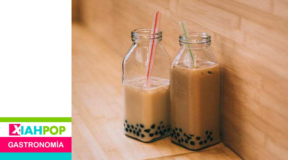 ¡Perlas de tapioca, prepara un Bubble Tea en casa!