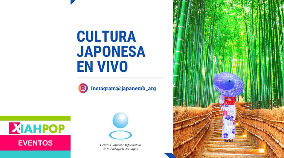 Propuestas culturales de la Embajada de Japón en Argentina para julio