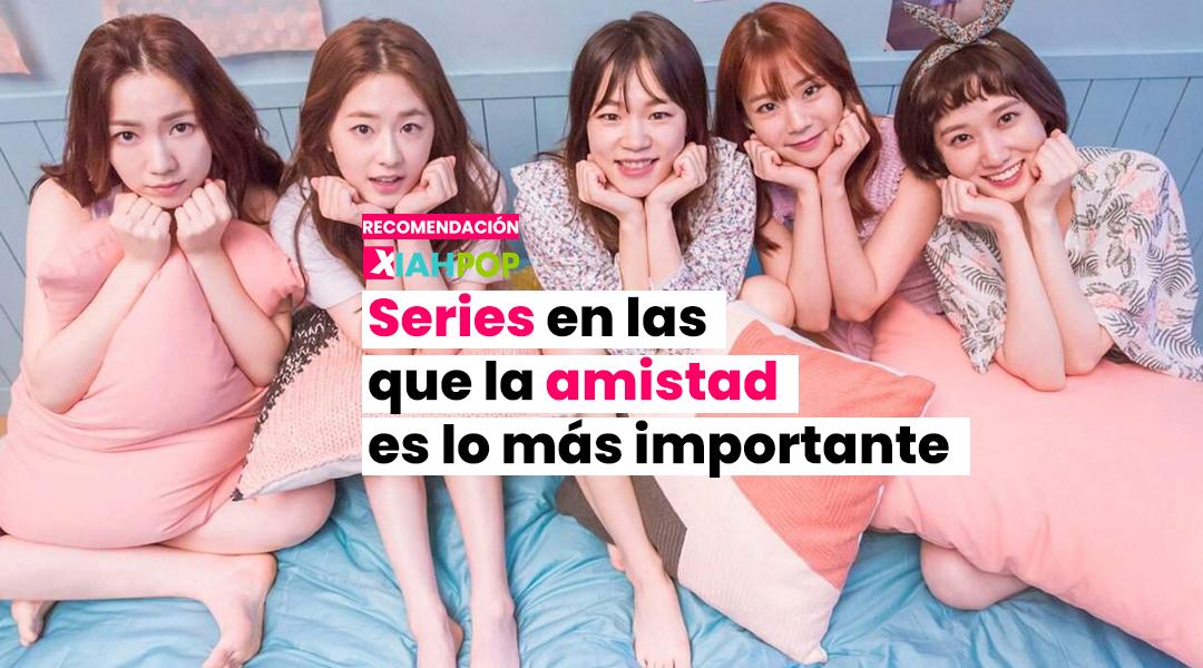 Especial Amigos de Dramas: «Amistad inolvidable»