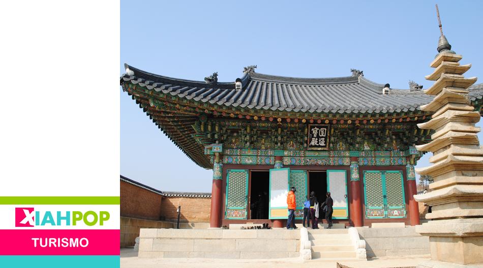 Naksansa, el templo coreano que resurgió de las cenizas