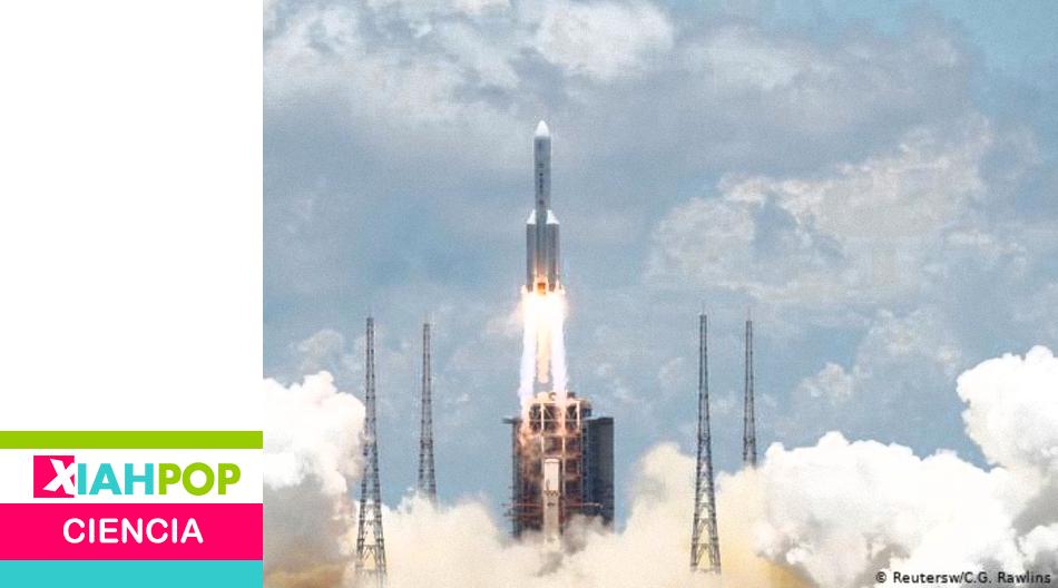 Tianwen-1, la misión de China que llegará a Marte