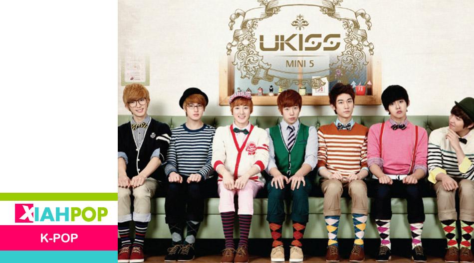 U-Kiss tendencia en Corea