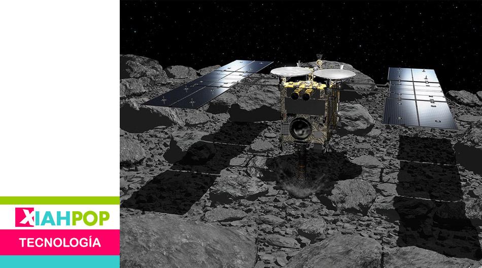 Hayabusa2, la misión japonesa que estudia asteroides