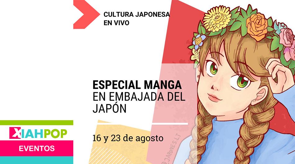 Propuestas culturales de la Embajada de Japón en Argentina para agosto