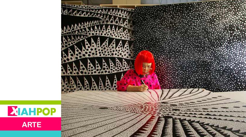 Yayoi Kusama: breve biografía de la gran artista japonesa