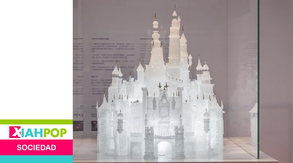 Por 2 niños traviesos, Shanghai dice adiós al castillo de vidrio más grande del mundo