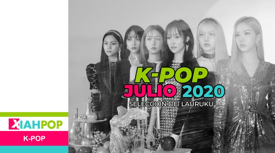 [K-pop] Lo Mejor de Julio del 2020