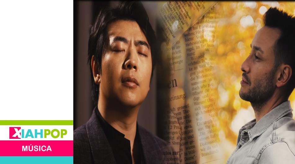 Luciano Pereyra graba con el famoso pianista chino Lang Lang