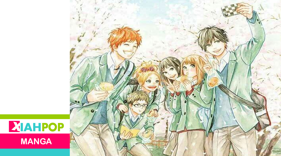 Orange, un manga que te invita a reflexionar