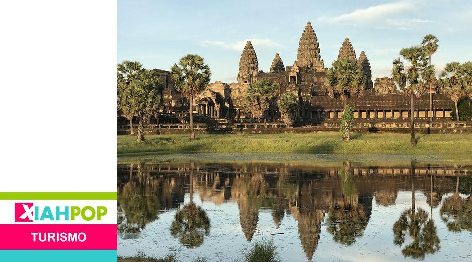 Angkor Wat: el templo más grande del mundo está en Asia