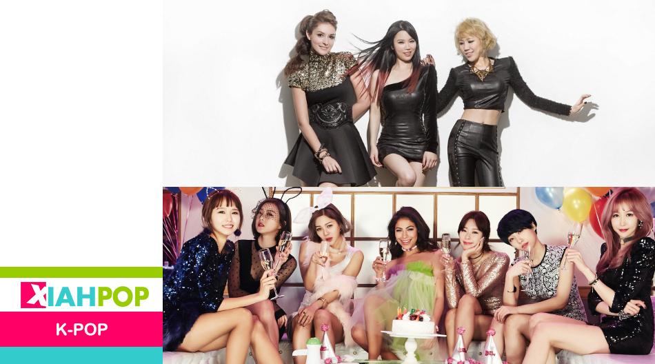 Conozcan a los extranjeros no asiáticos en grupos de K-pop