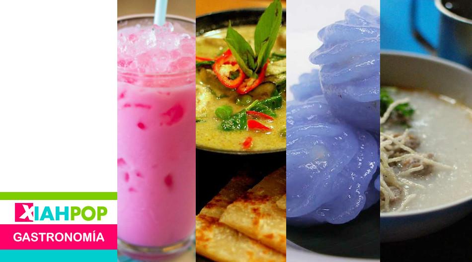 4 platos de Tailandia típicos (que veras muy seguido en un Lakorn)