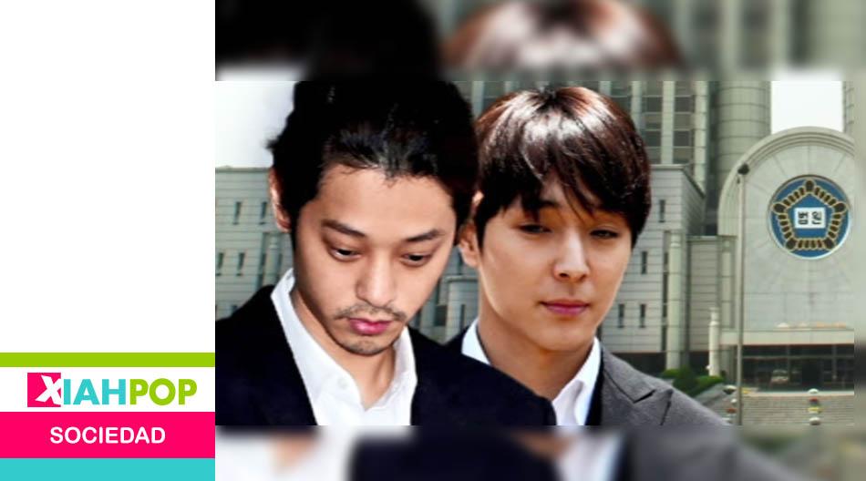 Jung Joon Young y Choi Jong Hoon reciben su sentencia de la Corte Suprema