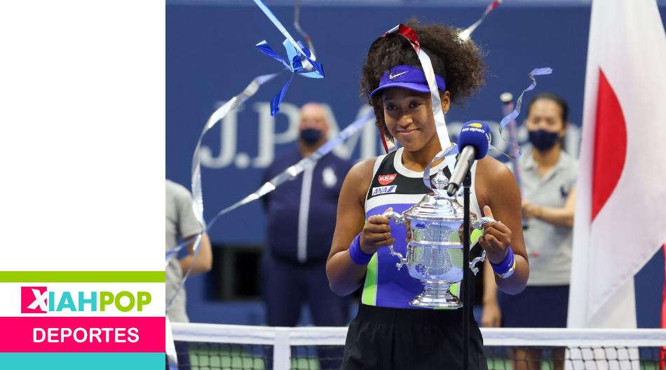 La tenista japonesa Naomi Osaka se queda con el título del US OPEN
