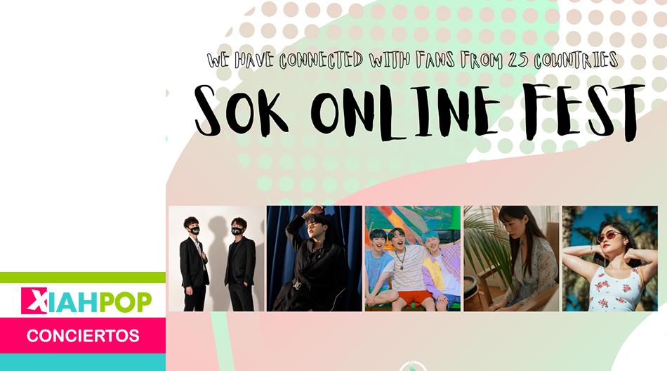Un total de 25 países se unieron en el SOK ONLINE FEST