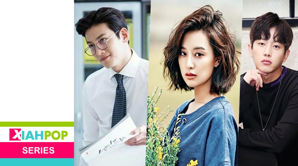 Ji Chang Wook, Kim Ji Won y Kim Min Seok protagonizan City Couple's Way of Love