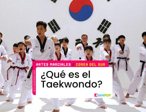 ¿Qué es el Taekwondo? ¡Todo sobre el arte marcial coreano!
