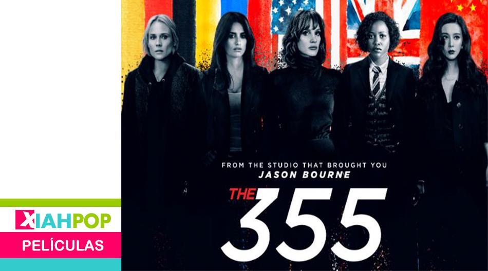 Trailer de la película «The 355» protagonizada por Fan Bingbing
