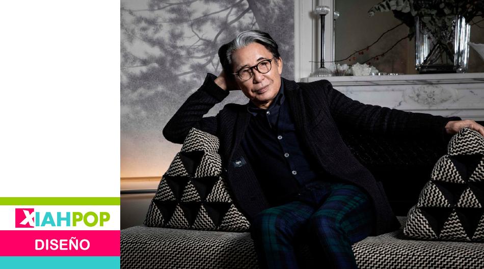 ¿Cuál es el legado que deja para el diseño Kenzo Takada?