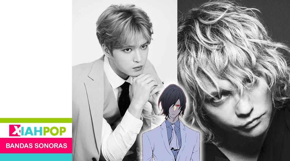 Jae Joong y Hyde colaboran en «BREAKING DAWN» para el anime «NOBLESSE»