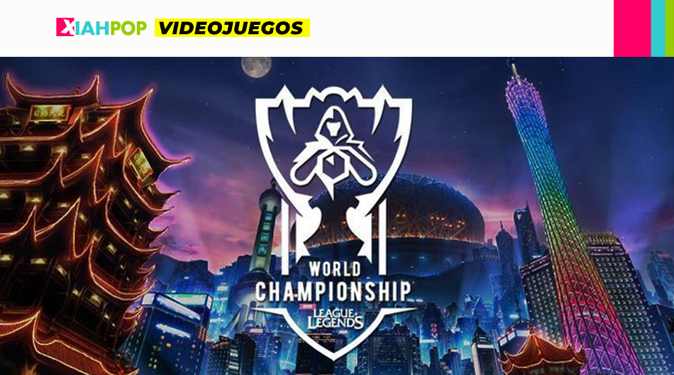 Viví la final de la mundial del League of Legends: Worlds 2020