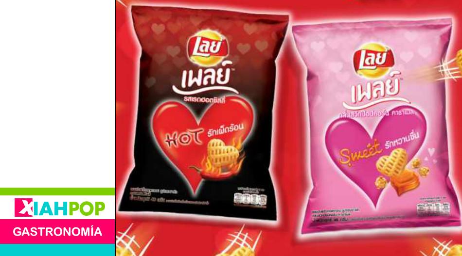 Los curiosos sabores de las papas Lay's en Asia