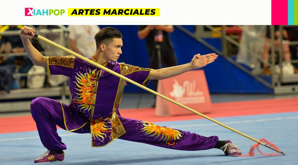 artes marciales - wushu