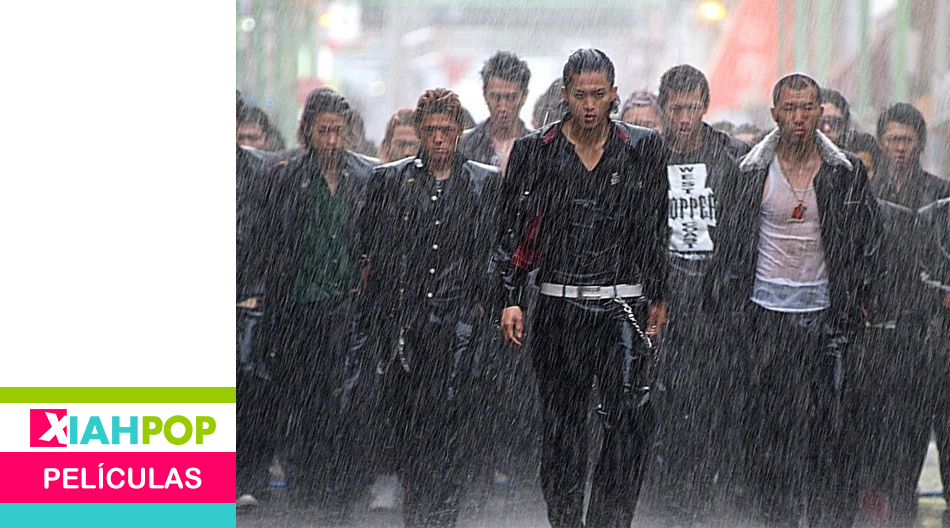 [Cine Japonés] La saga live action de Crows Zero