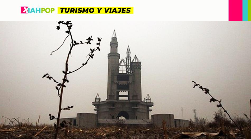 El Disneyland fantasma de Beijing, la magia que nunca llegó a China