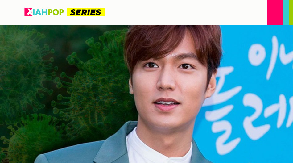 "Lee Min Ho confirmado para la serie de Apple tv+ ""Pachinko"""