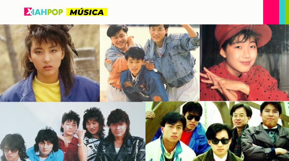 Artistas coreanos de los ochentas que deberías escuchar