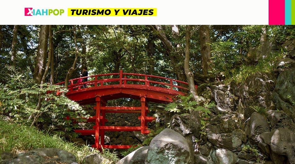 11 Jardines y parques que no te debes perder en Tokio