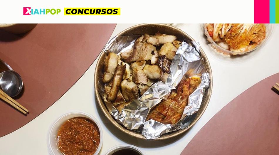 [Concurso Cerrado] Ganá un set de comida coreana + soju para compartir