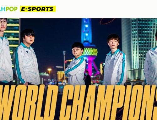DAMWON gana la final del mundial de League of Legends 2020