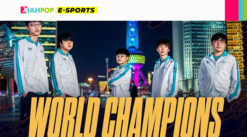 DAMWON gana la final del mundial de League of Legends 2020