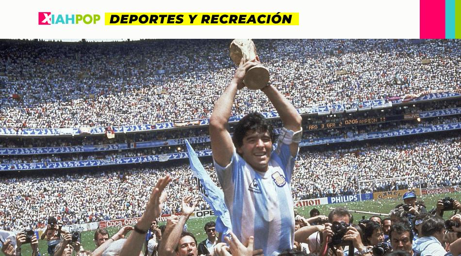 Diego Maradona en los medios de China, Corea y Japón
