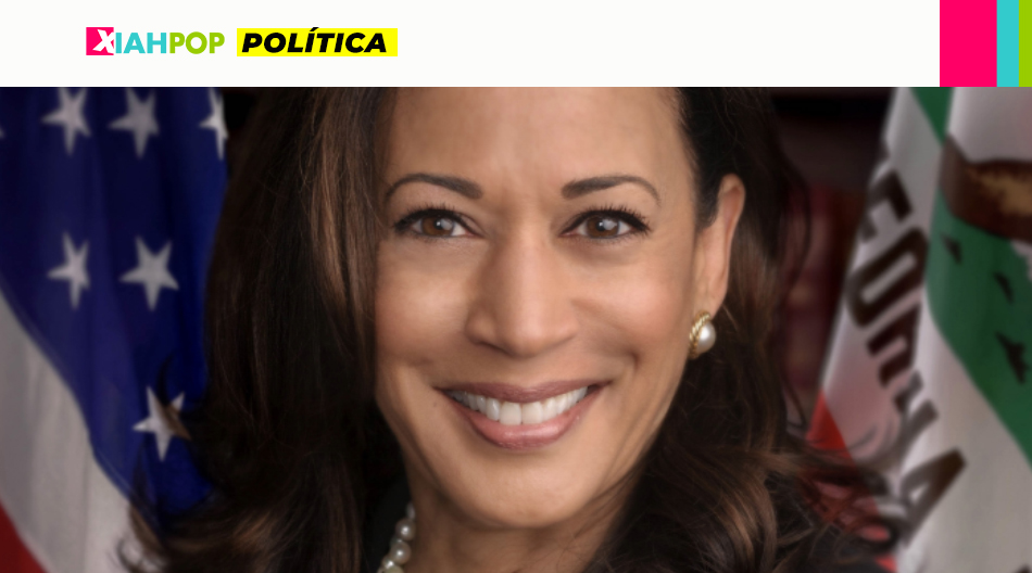 Kamala Harris, la 1ra vicepresidenta de EEUU con ascendencia asiática