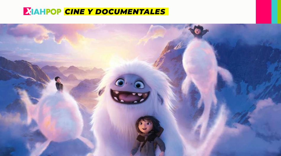 La película «Un amigo abominable» y la cultura china