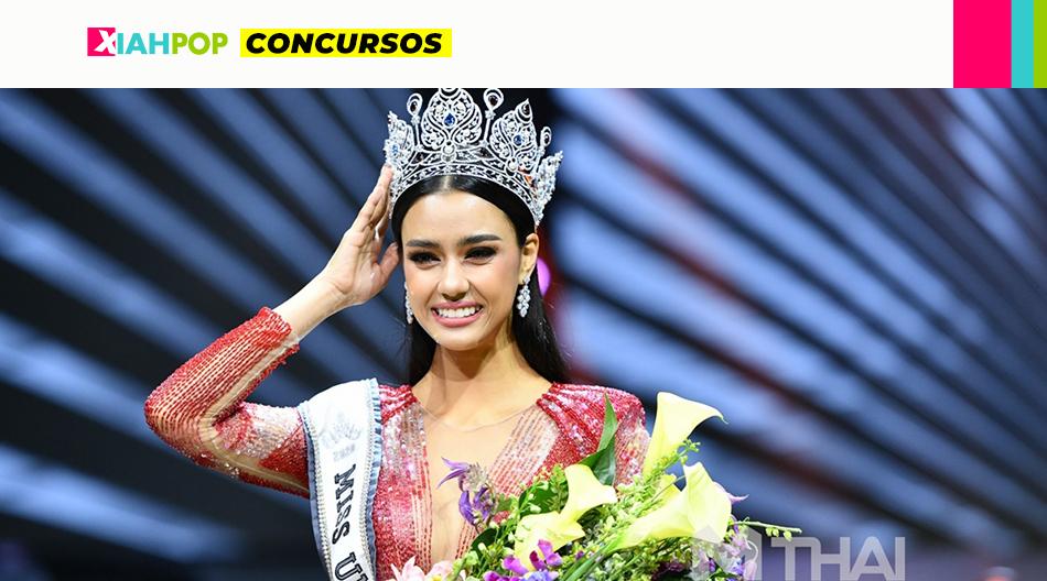 Miss Universo Tailandia ¿Cómo se llevó a cabo el evento?