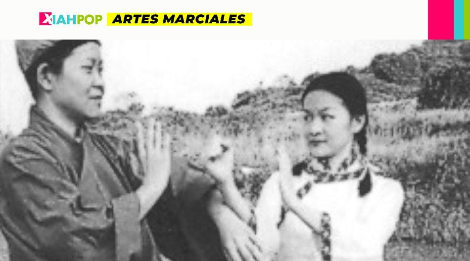 Wing Chun: El arte marcial que creó una sacerdotisa
