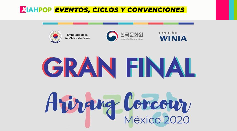 México muestra su talento en el concurso ARIRANG CONCOUR