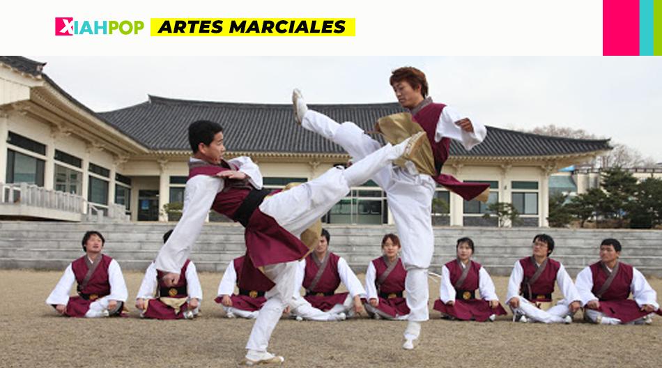 Conoce más sobre las artes marciales coreanas
